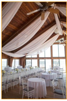 Penfield Pavilion in Fairfield, CT Open for Wedding Receptions 2017!